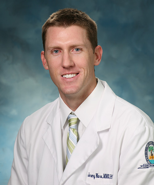 Florida specialist physician assistant jeremy ware